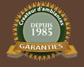 Garanties depuis 1985