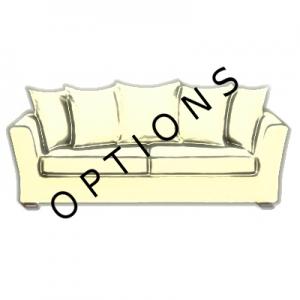 Coussins assortis – categorie 2 pour canapes d'angle