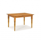 Table sur mesure - Authentique - Sapin