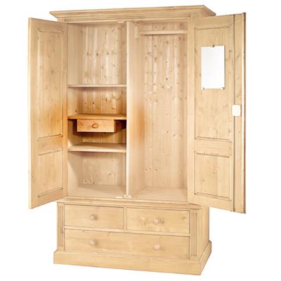 tiroir suspendu antic design. Black Bedroom Furniture Sets. Home Design Ideas